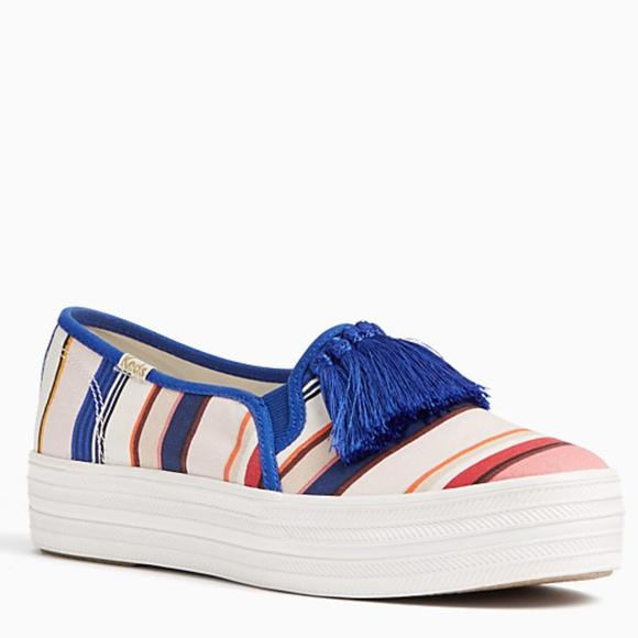 421c60addd4 kate spade Shoes - Keds x Kate Spade Decker Too Slip On Sneakers